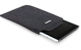 Black Flex Pouch for PB Liberty Tab (LC.BAG0P.007)