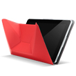Acer Iconia A3-A10 Crunch Cover - Rood