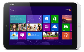 Iconia W3-810-1600 Windows Tablet