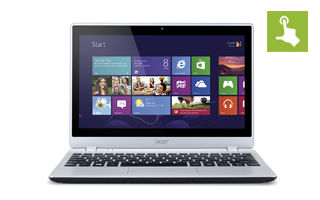 Aspire V5-122P-0857 Touchscreen Notebook