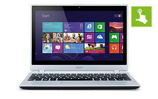Aspire V5-122P-0863 Touchscreen Notebook