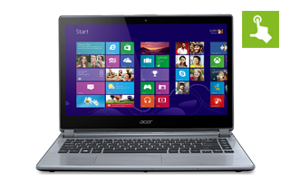 Aspire V7-482PG-9884 Touchscreen Ultrabook™