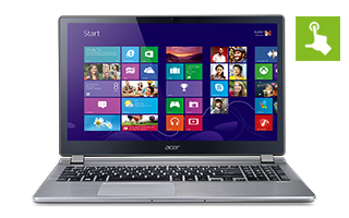 Aspire V5-552P-8483 Touchscreen Notebook