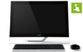 Aspire A7600U-UR24 Touch All-in-One
