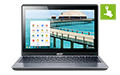AC720P-2666 Touchscreen Chromebook