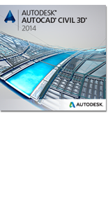 AutoCAD Civil 3D 2014 + Subscription