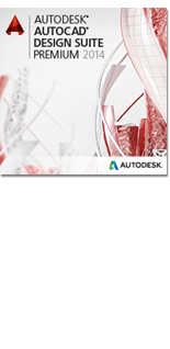 AutoCAD Design Suite Premium 2014 Upgrade from AutoCAD 2008 - 2014