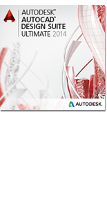 AutoCAD Design Suite Ultimate 2014
