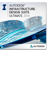 Autodesk Infrastructure Design Suite Ultimate 2014