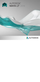 Autodesk Maya LT (rental license with auto-renewal)