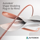 Shape Modeling Plug-in for Rhino