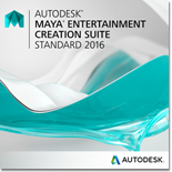 Maya Entertainment Creation Suite Standard