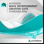 Maya Entertainment Creation Suite Standard