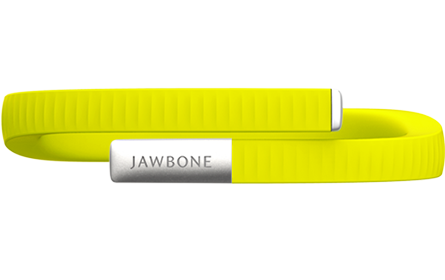 UP24 by Jawbone - Lemon Lime (M)
