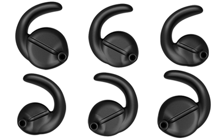Type C Earbud Variety 6-Pack - ICON HD
