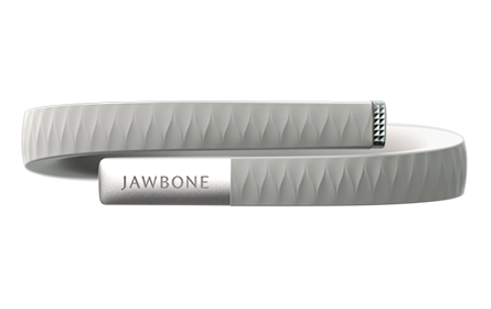 UP by Jawbone - Light Grey (S)