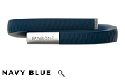 UP by Jawbone - Navy Blue