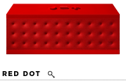 JAMBOX Red Dot