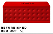 JAMBOX Red Dot (Refurbished)