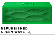 JAMBOX Green Wave (Refurbished)