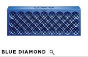 MINI JAMBOX Blue Diamond