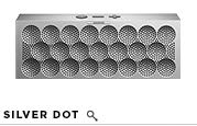 MINI JAMBOX Silver Dot