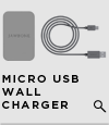 Micro USB Wall Charger