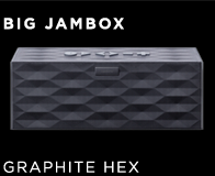 BIG JAMBOX Graphite Hex (Refurbished)