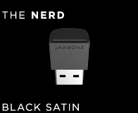 Jawbone The NERD (Black Satin)