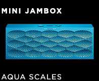 MINI JAMBOX Aqua Scales