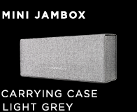 MINI JAMBOX Carrying Case - Light Grey