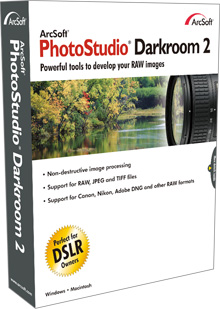 ArcSoft PhotoStudio Darkroom 2