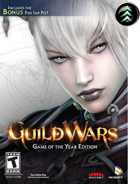 Guild Wars® Game of the Year Upgrade