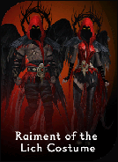 Raiment of the Lich