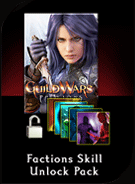 Guild Wars® Factions Skill Unlock Pack