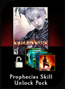 Guild Wars® Prophecies Skill Unlock Pack
