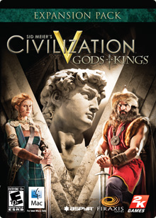 CIV V Gods and Kings Mac