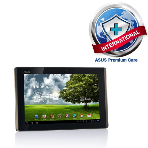 ASUS International Warranty Extension 1 Year for Tablet (for Standard 1 Year Warranty Model)