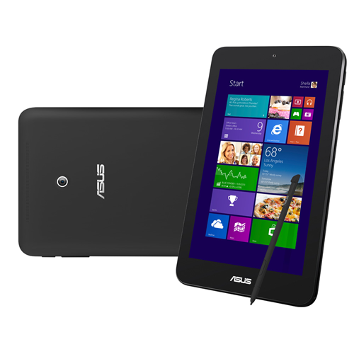 ASUS VivoTab Note 8 (M80TA) / Windows 8.1 / 黑 / 8吋 / Intel® Atom™ Z3740 四核心 / 2GB記憶體 / 64GB硬碟