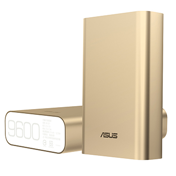 ASUS ZenPower 行動電源, 金色