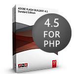 Adobe Flash Builder 4.5 for PHP Standard Edition