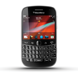 BlackBerry Bold 9900 - Black