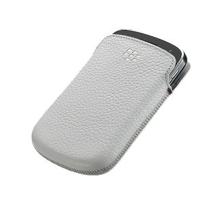 Bold 9900/30 Leather Pocket - White - (Canada)