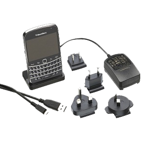 Bold 9900/30 International Charging Pod Bundle - EU Clip