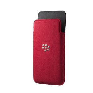 Z10 Pocket - Microfiber - Red