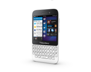 BlackBerry Q5 (Unlocked) - White