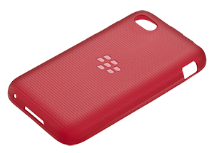 Q5 Soft Shell - Pure Red Translucent