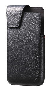 Z30 Leather Swivel Holster - Black