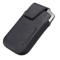 Bold 9900/30 Leather Swivel Holster - Black
