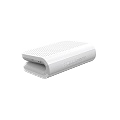Mini Stereo Speaker White EN/FR/ES/AR